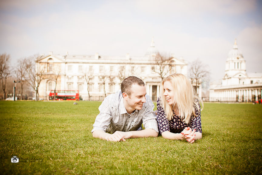 London Wedding Photographer | PhotoMadly - Greenwich Park Engagement Shoot