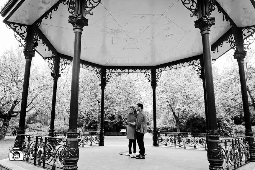 London Pre-Wedding - Caroline & Matt - PhotoMadly Wedding Photographer