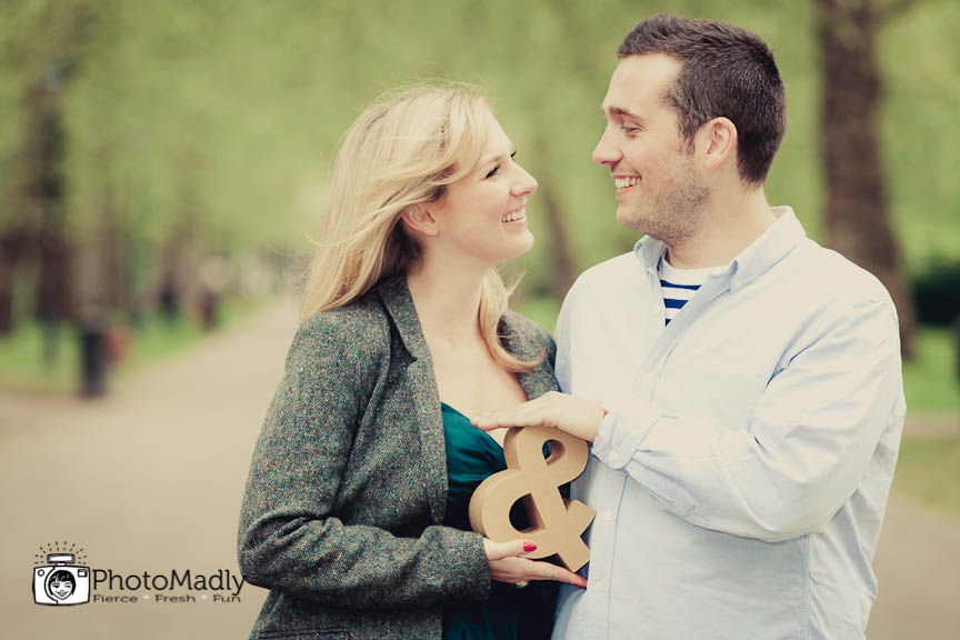 London Engagement Shoot by PhotoMadly Wedding Photographer