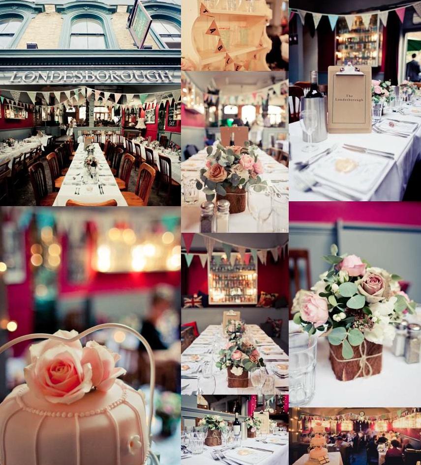 PhotoMadly | London Wedding Photographer - Londesborough Pub