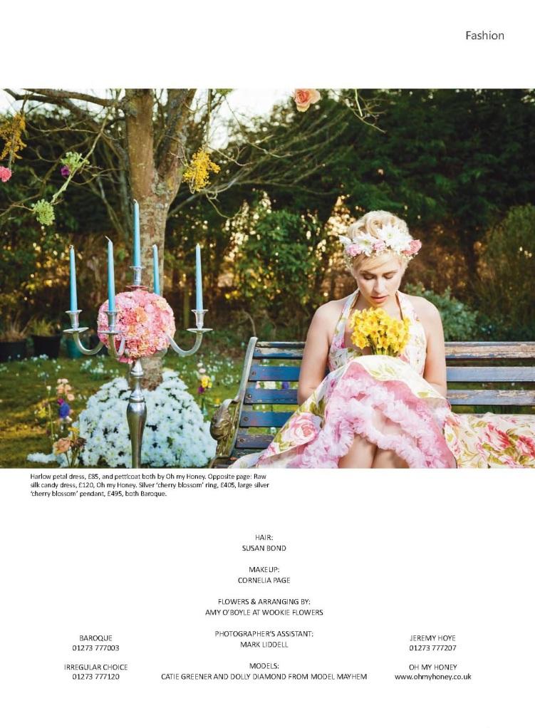 Fashion Photographer London | Erika Szostak