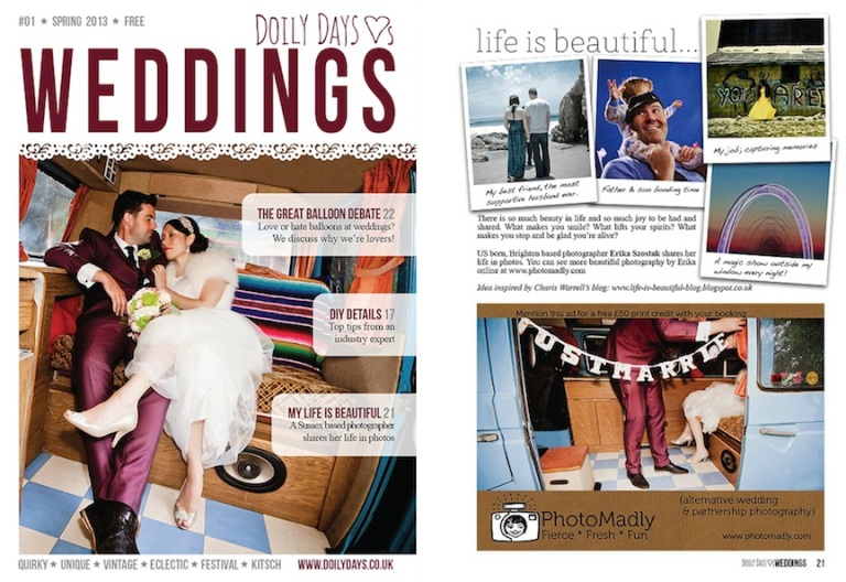 Wedding Photographer Sussex | PhotoMadly