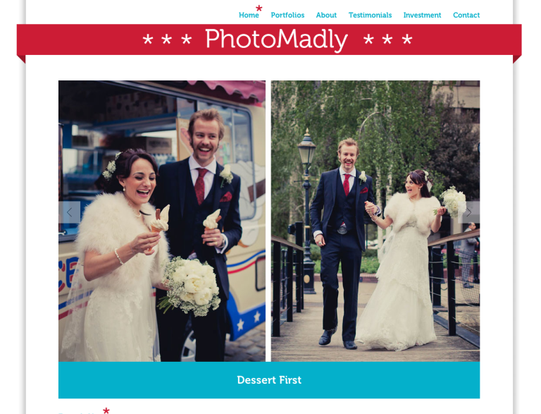 Wedding Photographer London | PhotoMadly